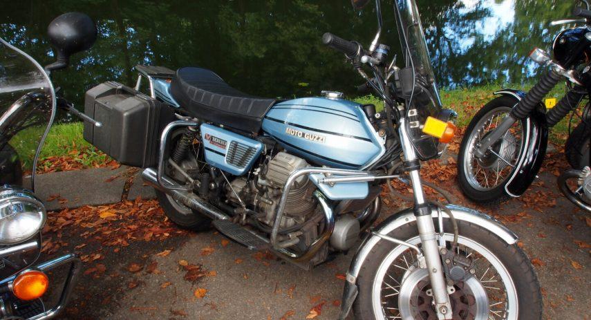 Moto Guzzi V1000 I Convert 1