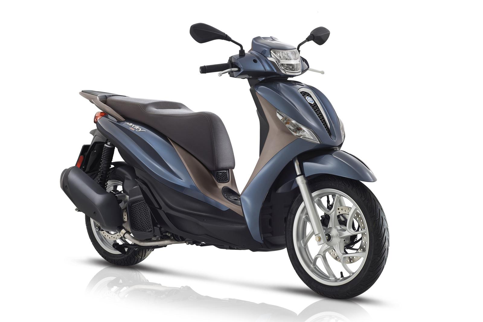 Moto del día: Piaggio Medley