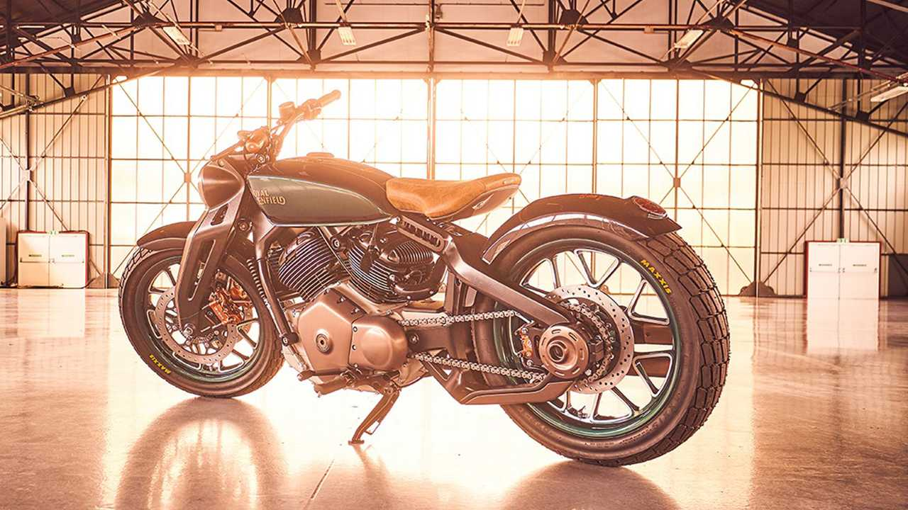 Royal Enfield KX Concept 02