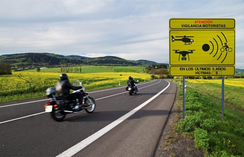 La DGT estrena una nueva señalización para alertar a los motoristas