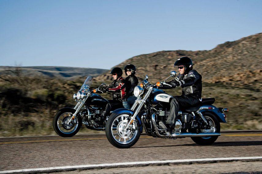 Moto del día: Triumph Bonneville America