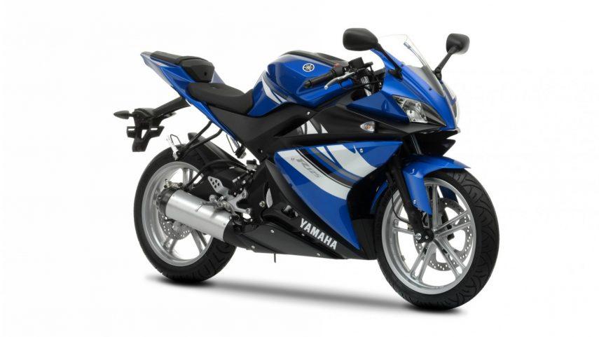 Moto del día: Yamaha YZF-R125