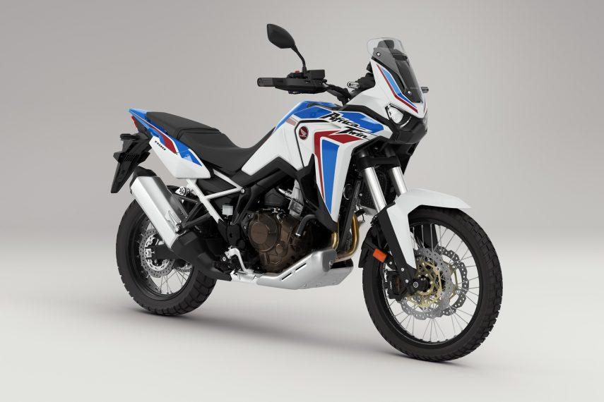 Honda presenta la Africa Twin, CB 650 R y CBR 650 R 2021