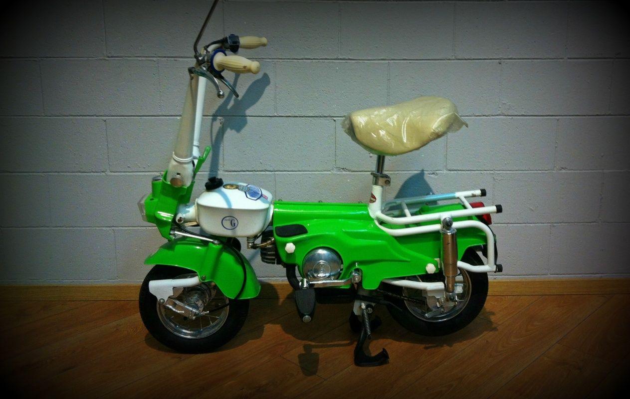 Moto del día: Carnielli MotoGraziella