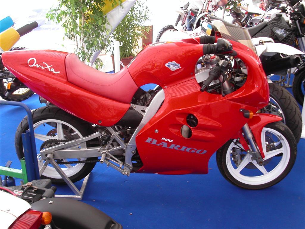 Moto del día: Barigo Onixa 600