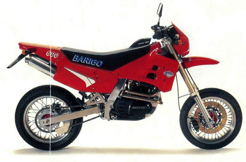 Moto del día: Barigo Supermotard/SM 600
