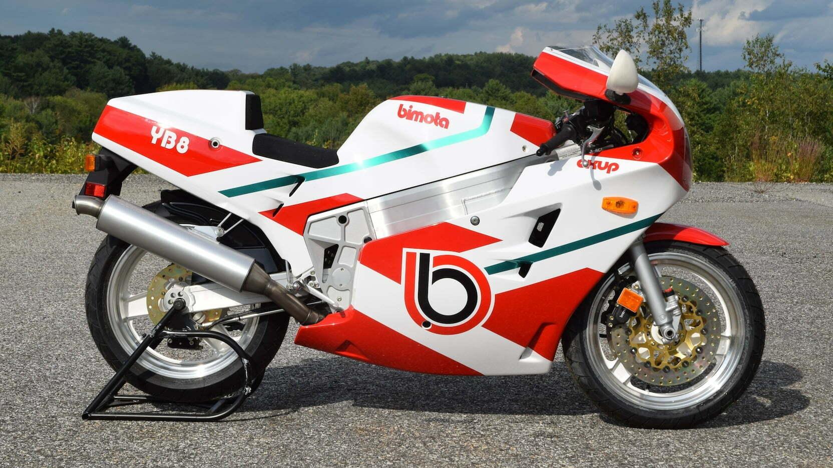 Bimota YB8 2