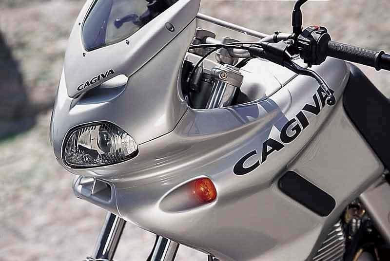 Cagiva Canyon 500 5