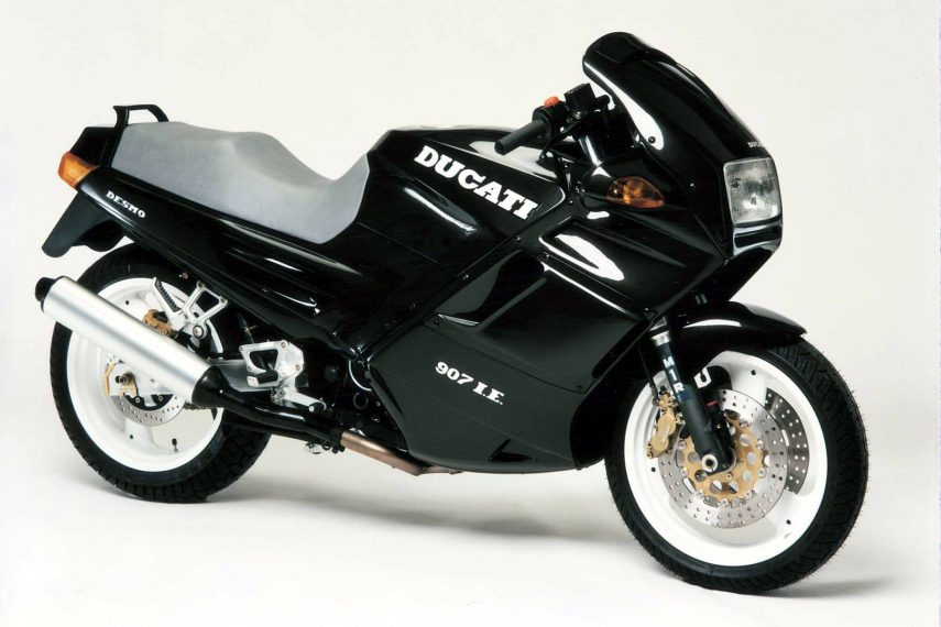 Moto del día: Ducati 907 i.e.