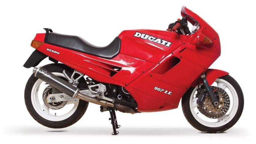 Ducati 907 ie 3