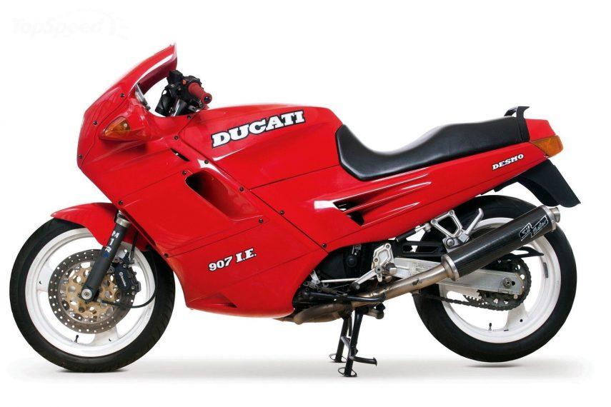 Ducati 907 ie 4