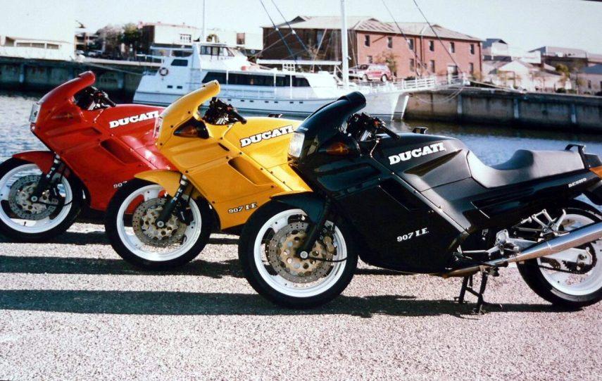 Ducati 907 ie 5