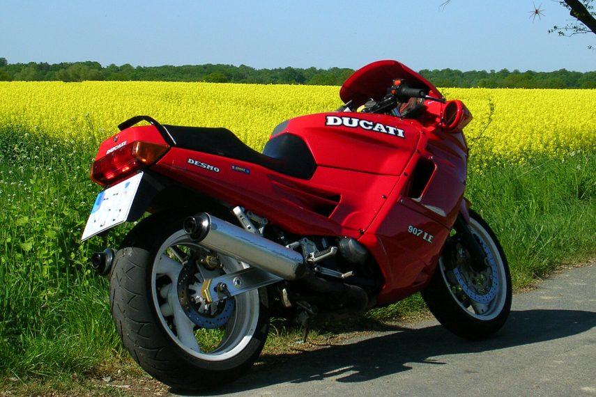 Ducati 907 ie 6
