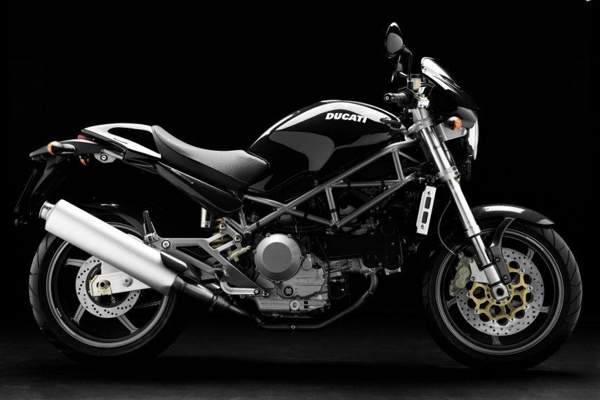 Ducati Monster S4 Black 2003 2