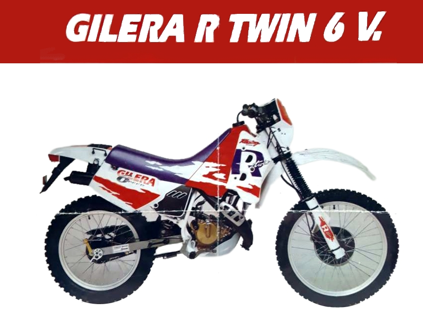 Moto del día: Gilera R Twin 6 Speed