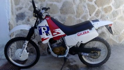 Gilera R Twin 6 V 5