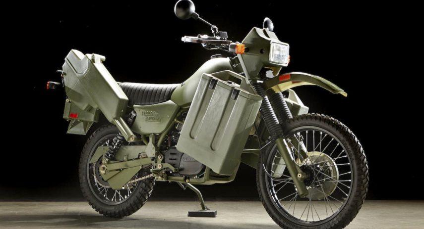 Harley Davidson MT 500 01