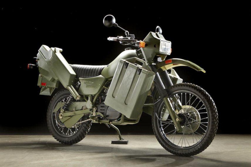 Moto del día: Harley-Davidson MT 500