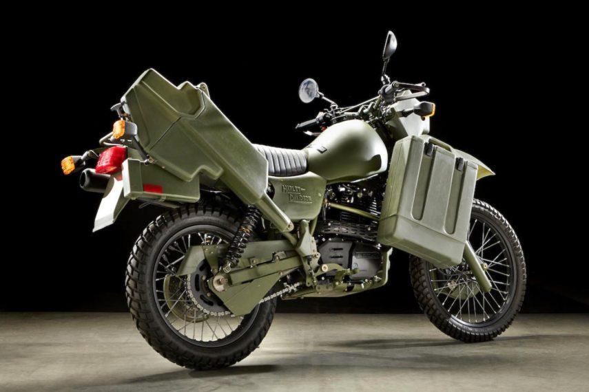 Harley Davidson MT 500 02