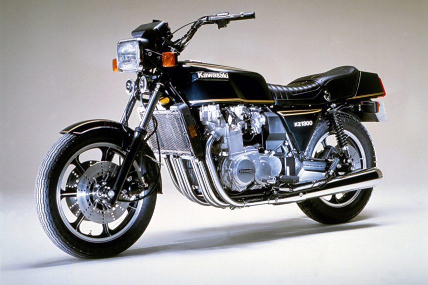Kawasaki KZ 1300 1