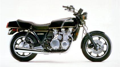 Kawasaki KZ 1300 2