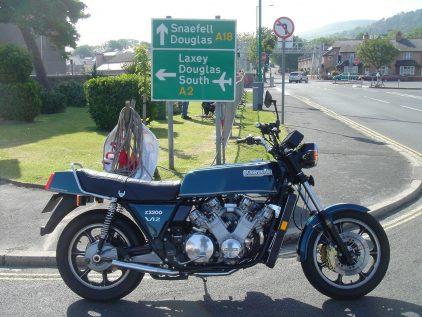Kawasaki Millyard Z 2300 V12 10