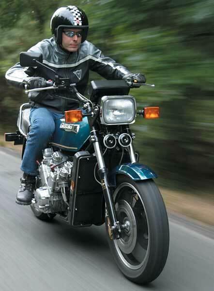 Kawasaki Millyard Z 2300 V12 3
