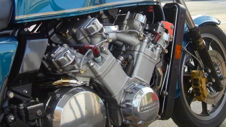 Kawasaki Millyard Z 2300 V12 8