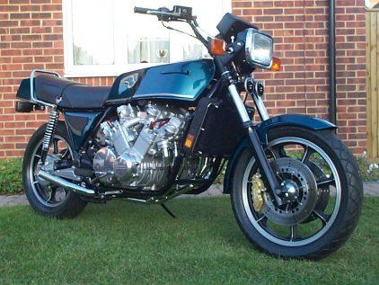 Kawasaki Millyard Z 2300 V12 9