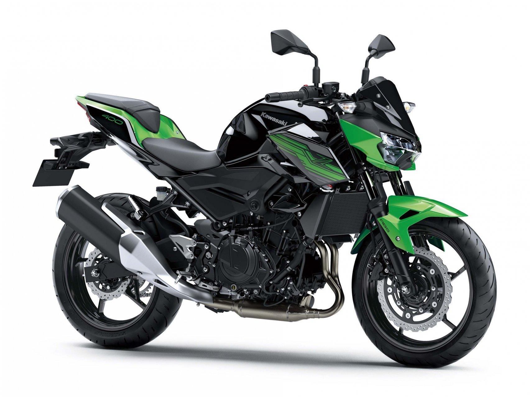 Moto del día: Kawasaki Z 400
