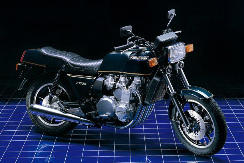 Moto del día: Kawasaki Z 1300