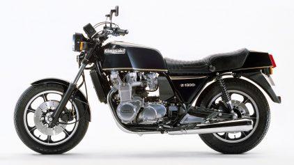 Kawasaki Z1300 2