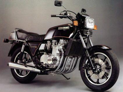 Kawasaki Z1300 6 2