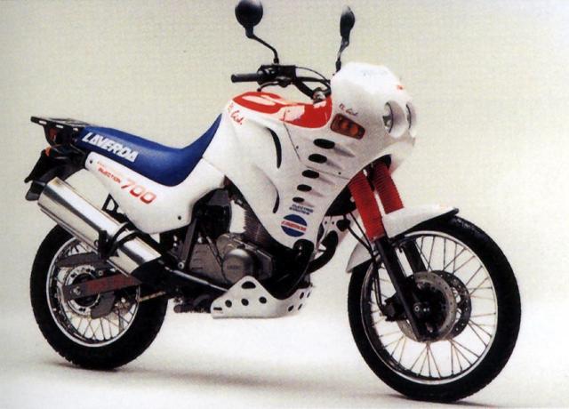 """Moto del día: Laverda 700 """"El Cid"""""""