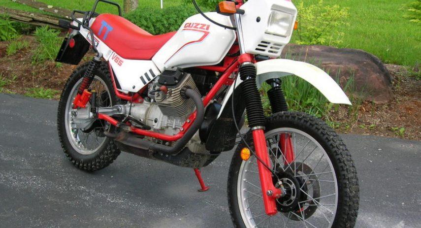 Moto Guzzi V65 TT 06