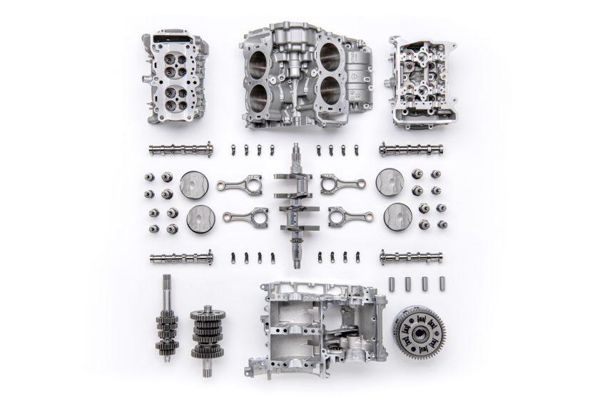 Motore Ducati V4 Granturismo 05