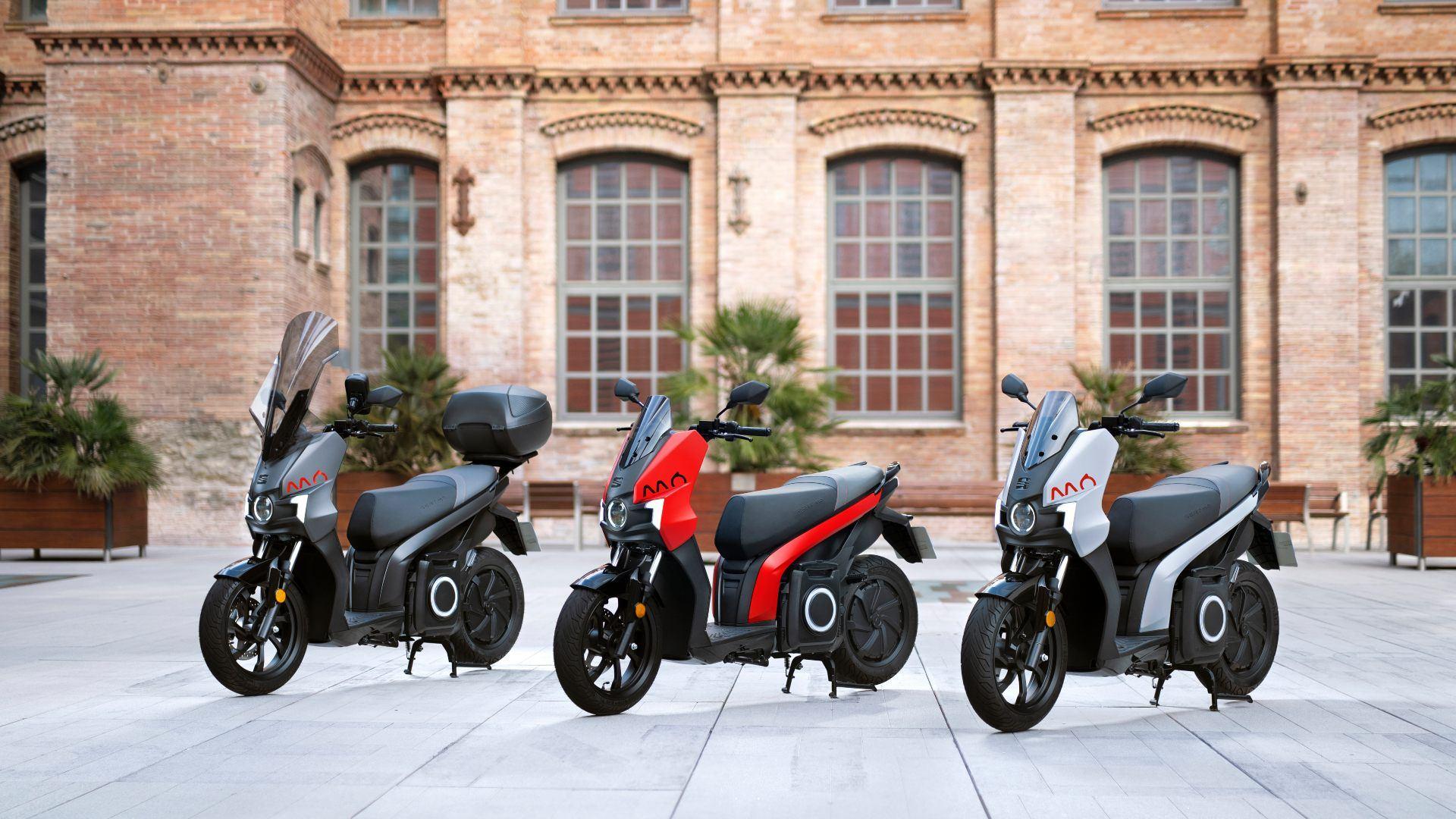 La SEAT MÓ eScooter 125 ya está disponible en España