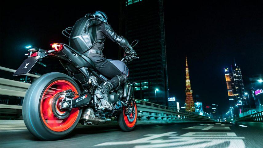 Yamaha MT 09 2021 01
