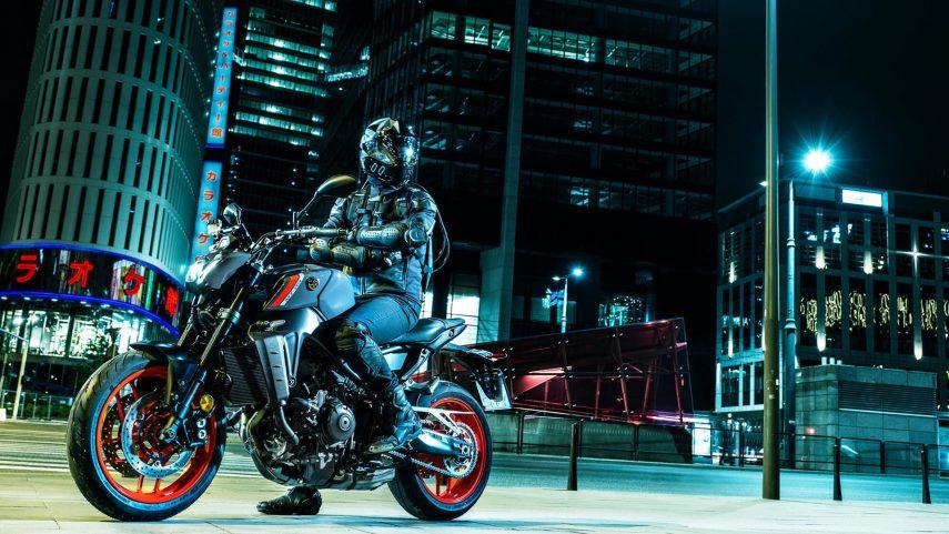 Yamaha MT 09 2021 06