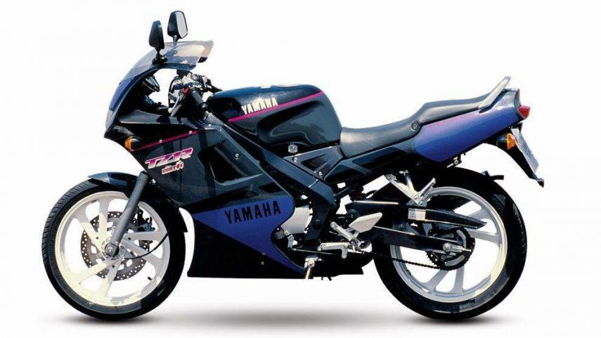 Moto del dia: Yamaha TZR 80 RR