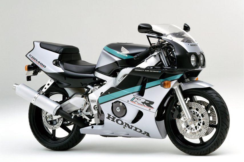Moto del día: Honda CBR 400 RR (NC29)