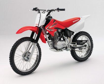Moto del día: Honda CRF 100