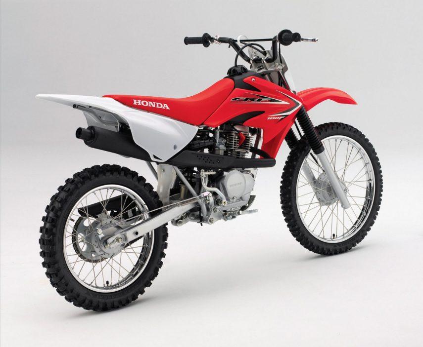 Honda CRF 100 F 4