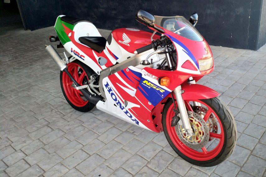 Moto del día: Honda NSR 250 R (MC28)