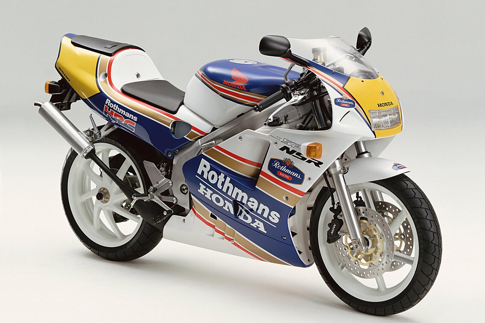 Honda NSR 250 R SP 1993 1