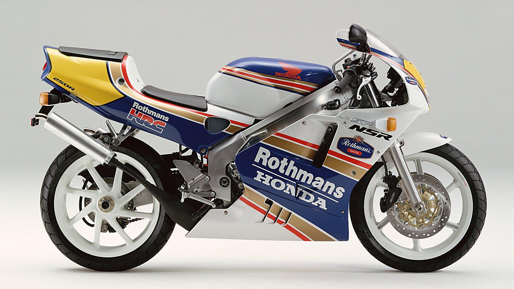 Honda NSR 250 R SP 1993 2