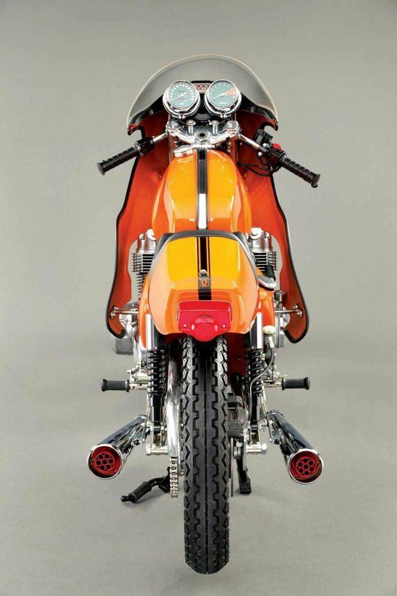 Honda Rickman CR 750 Cafe Racer 6