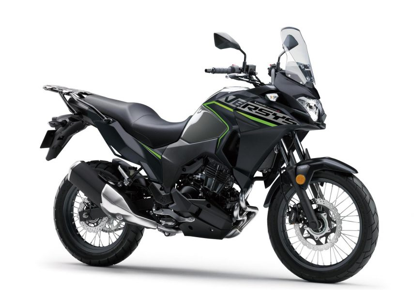 Moto del día: Kawasaki Versys-X 300