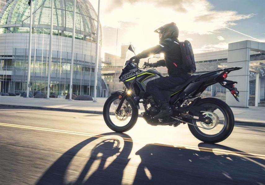 Kawasaki Verys X 300 06