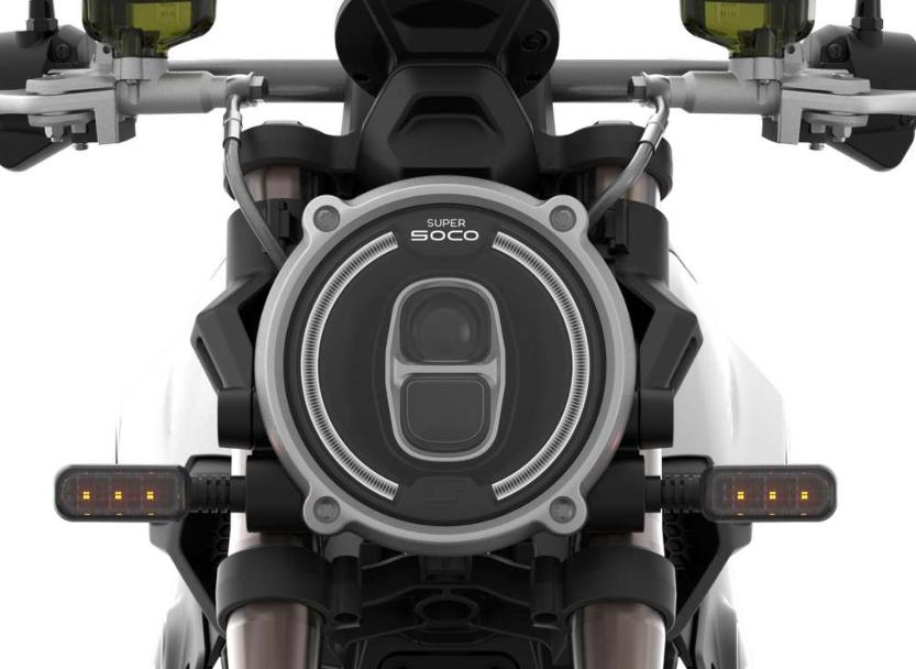 Super Soco TC MAX 3